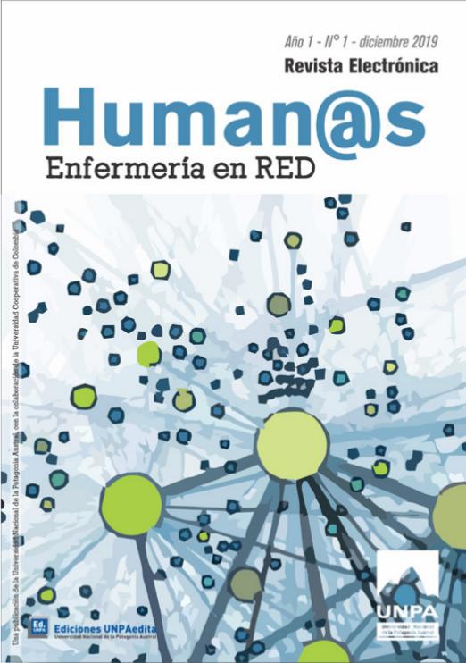 """Ver Núm. 1 (1): Human@s """"Enfermería en Red"""""""
