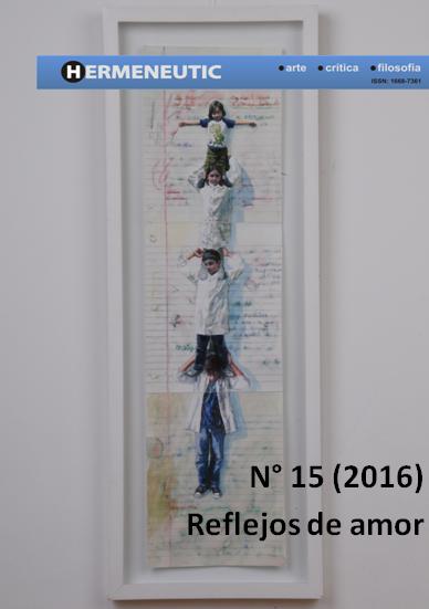 Ver Núm. 15 (2016): Reflejos de amor