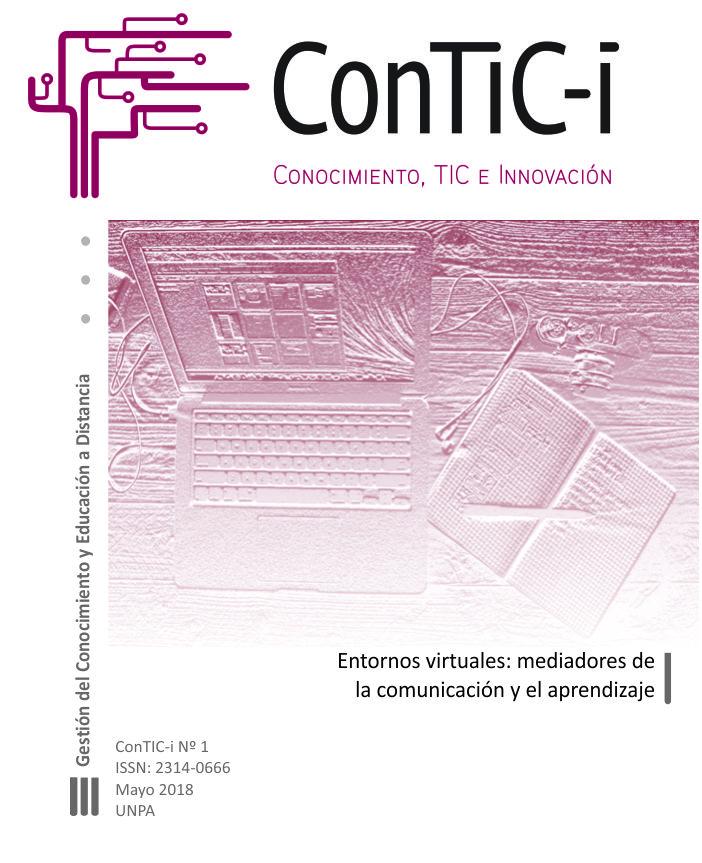 Ver Núm. 1 (2018): Entornos Virtuales: mediadores de la comunicación y el aprendizaje